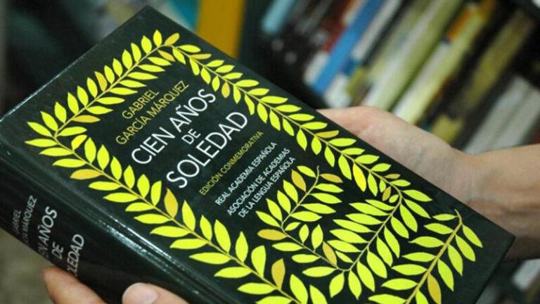 Edición conmemorativa de 'Cien años de soledad', publicada en 1967.