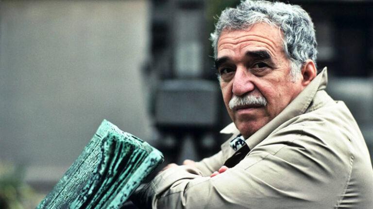 Gabriel García Márquez.
