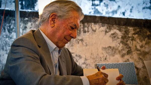 Mario Vargas Llosa o la literatura como sublevación permanente