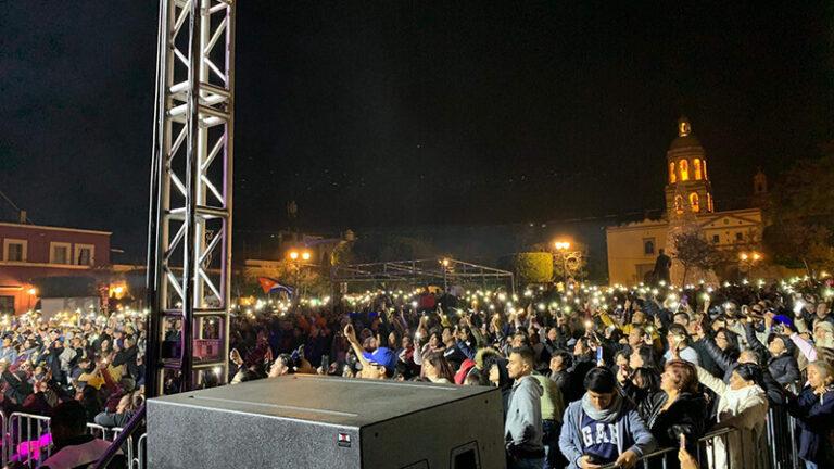 Pablo Milanés. Trovafest 2019 Querétaro.