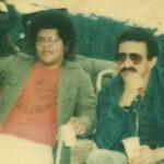 Filmación de Algo más que soñar. 1983. Pablo Milanés.