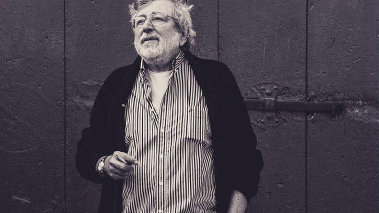 Francesco Guccini. Cantautor italiano.